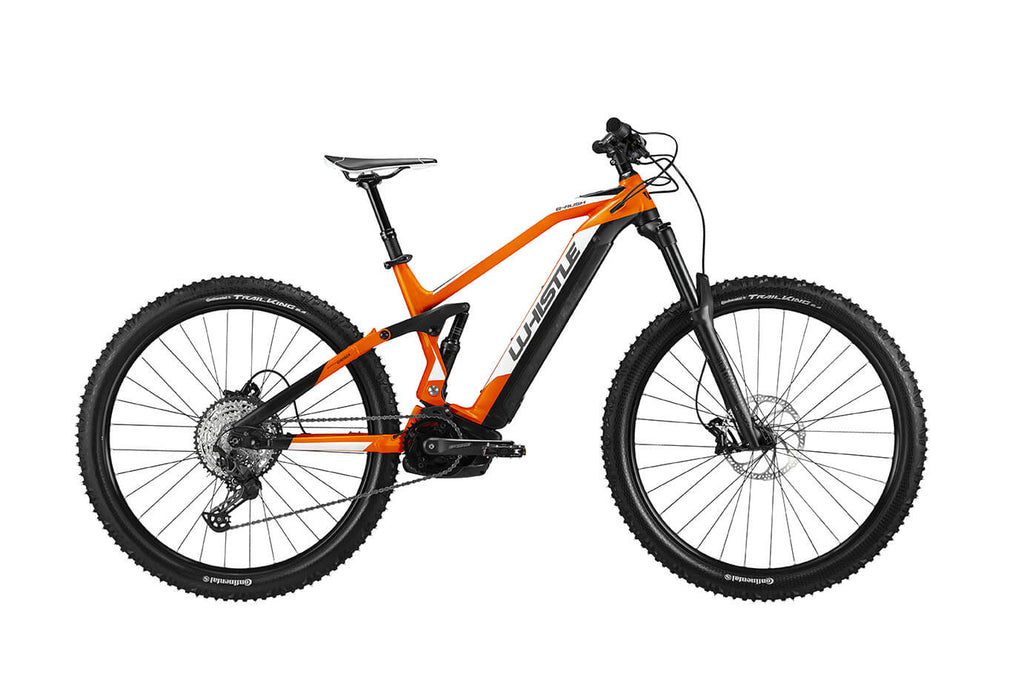 Bicicletta Elettrica Whistle MTB B-Rush All Mountain SL - 2020