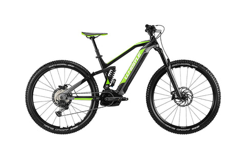 Bicicletta Elettrica Whistle MTB B-Rush All Mountain SLS - 2020