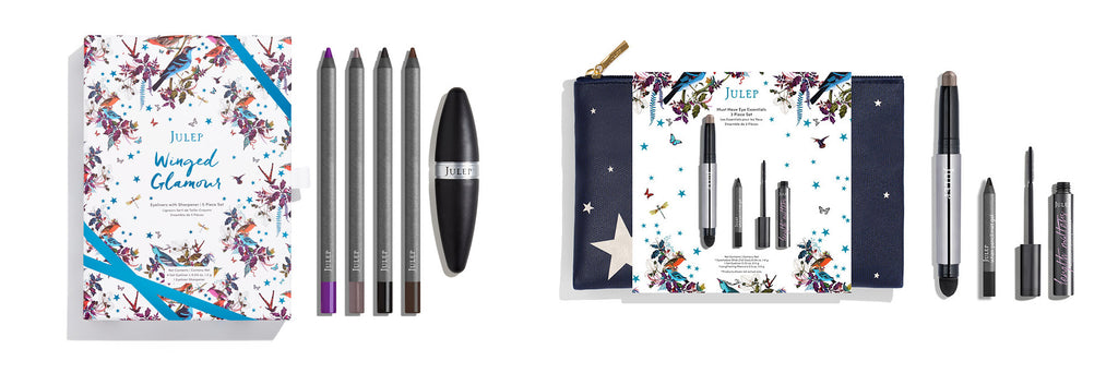 Packaging illustrations for Julep Cosmetics by artist Kristjana S Williams