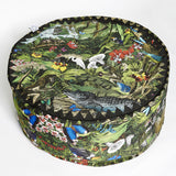 Wonder Garden Pouffe - Amazon - Kristjana S Williams Studio