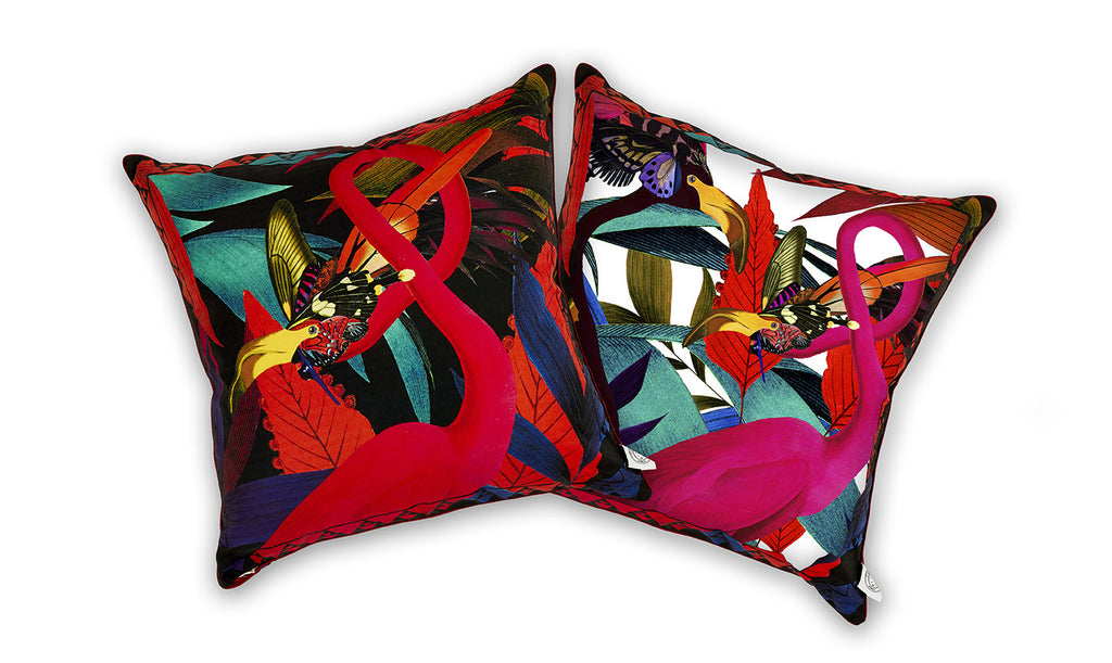 Andy Palmer Cushion cotton