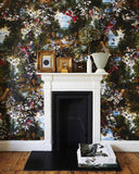 Animal Eve Garden Wallpaper - Kristjana S Williams Studio