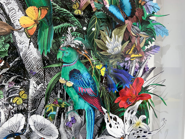 The Bird Forest - Original 2019 - Kristjana S Williams Studio