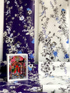 Blooming Beinagrind Wall Mural - Bone - Kristjana S Williams Studio