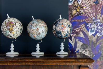 Mini Globes - Kristjana S Williams Studio