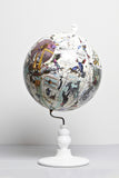 East Meets West Lundunar Kort Globe - Small