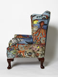 Wonder Garden Children's Armchair - Great Barrier Rief