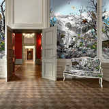 The Himalayan Mountains Wall Mural - Kristjana S Williams Studio