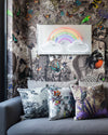 Ink Forest Wall Mural - Kristjana S Williams Studio