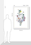Isol Hnottur - Art Print - Kristjana S Williams Studio