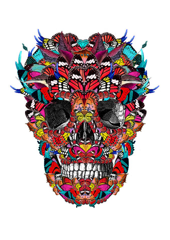McQueen Kupa in Mexico - Art Print - Kristjana S Williams Studio