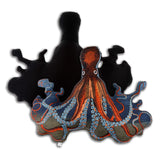 Octopus - Shaped Cushion - Kristjana S Williams Studio