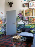 Palmland Wall Mural - Kristjana S Williams Studio
