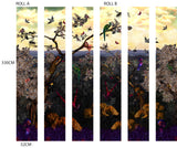 Purpura Vallis Wall Mural - Kristjana S Williams Studio