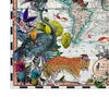 V&A Chart Map of the World - Art Print - Kristjana S Williams Studio
