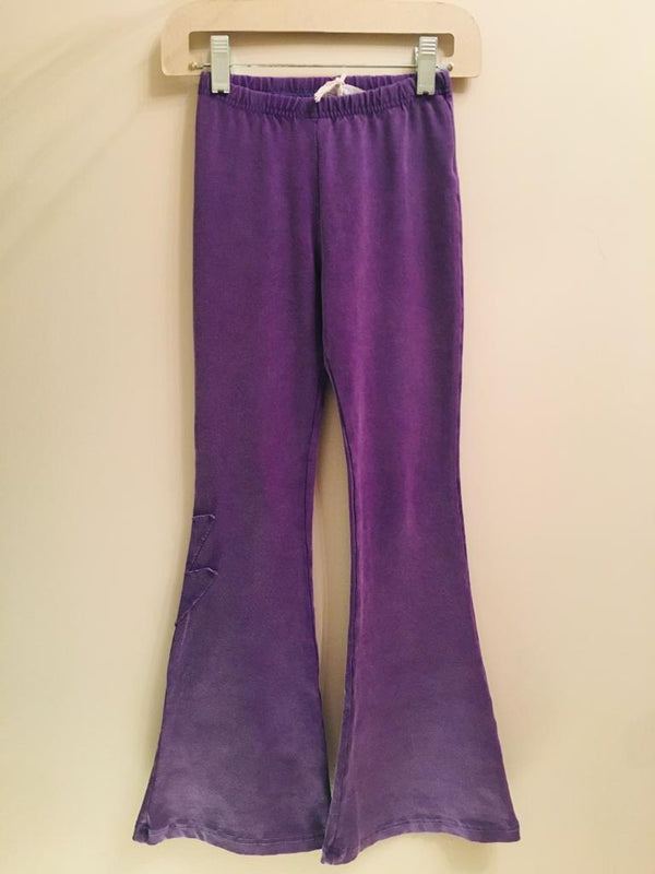 ARIANNA BELL BOTTOMS-PURPLE
