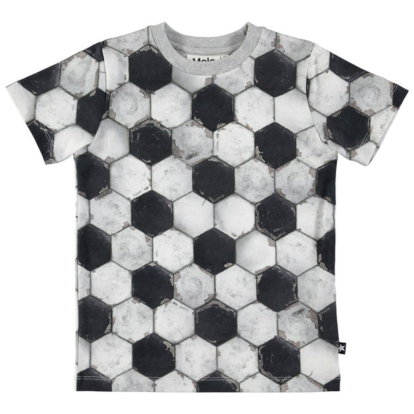 Ralphie T-shirt, Football Structure