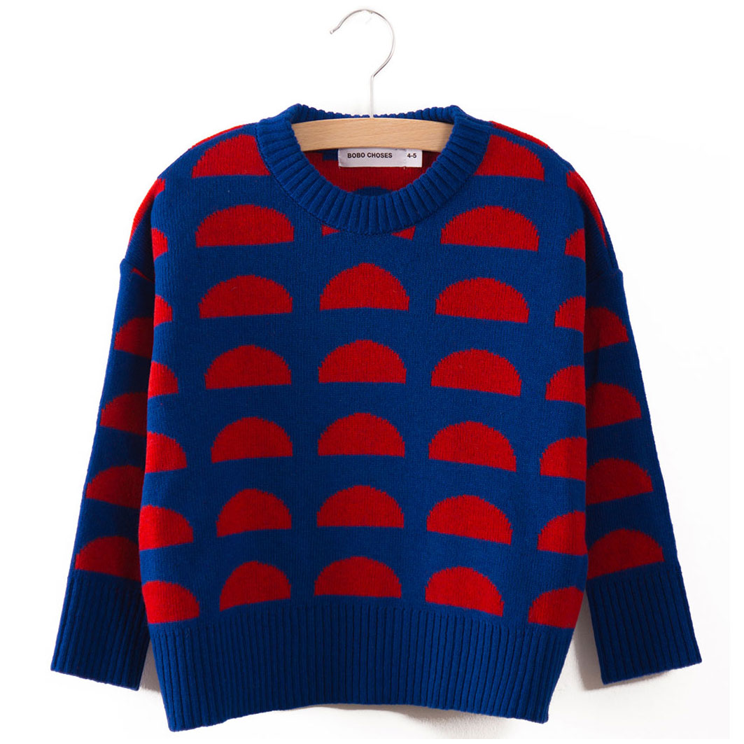 Knitted Jumper Crests