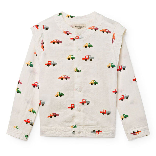 Cars Wings Blouse