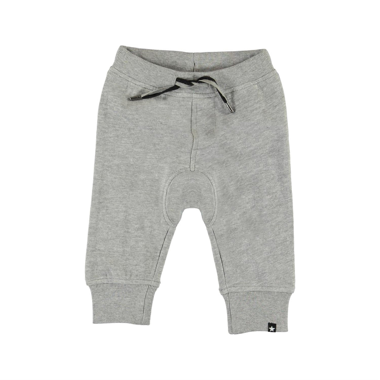 Stan Grey Melange-Soft Pants