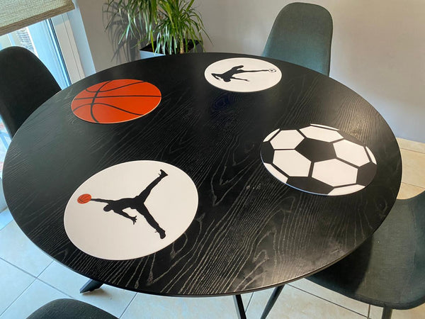 PLACEMATS SPORTS