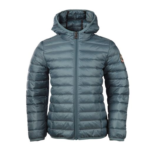 DOWN JACKET BLEU DELAVE