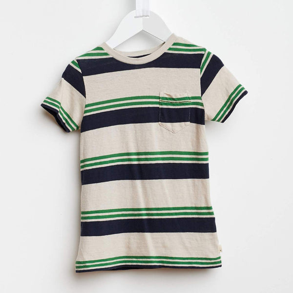 Viki81 T-shirt, Stripe 3