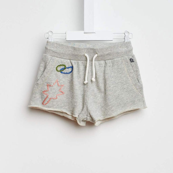 Biz Shorts, Light Grey