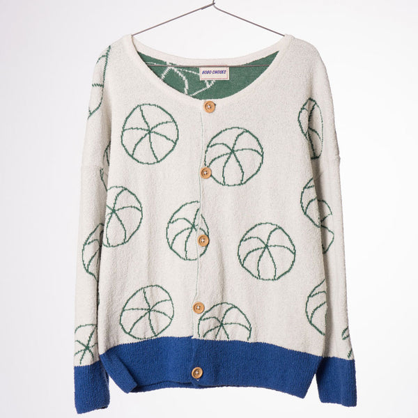 Knit Cardigan, Basketball