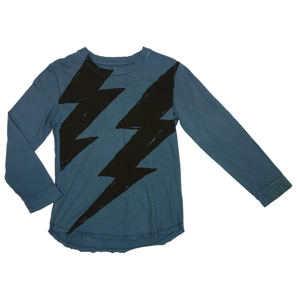 Flash Long Sleeve, Space Blue