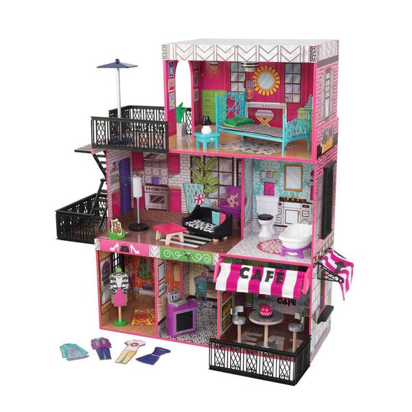 Kidkraft, Brooklyn's Loft Dollhouse