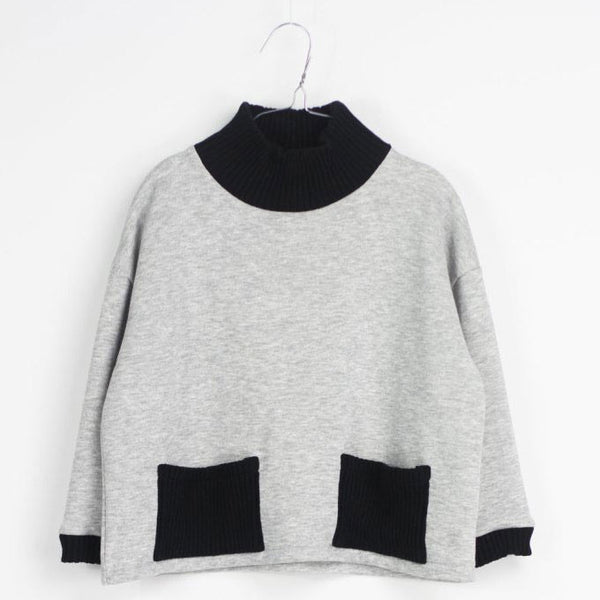 Luca Sweater, Grey