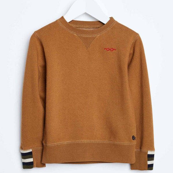 Maxx72 Sweatshirt, Toffee