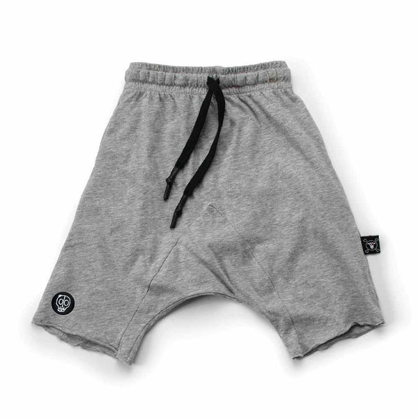 Light Shorts, Heather Grey