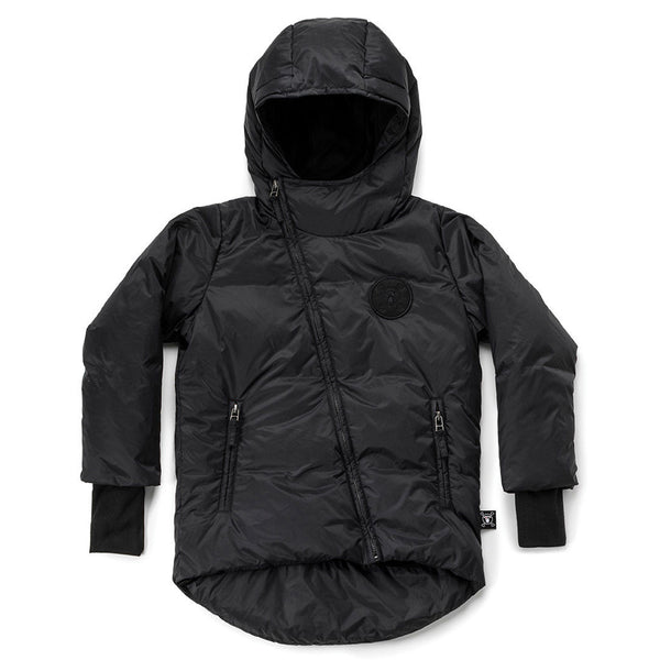 Down Jacket, Black