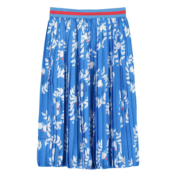 Ping Pong Club Pleated Skirt