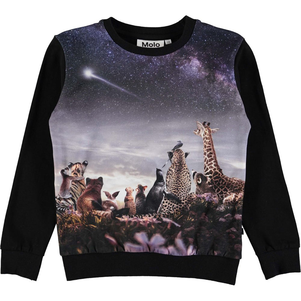 Regine Wish Upon A Star Sweatshirt