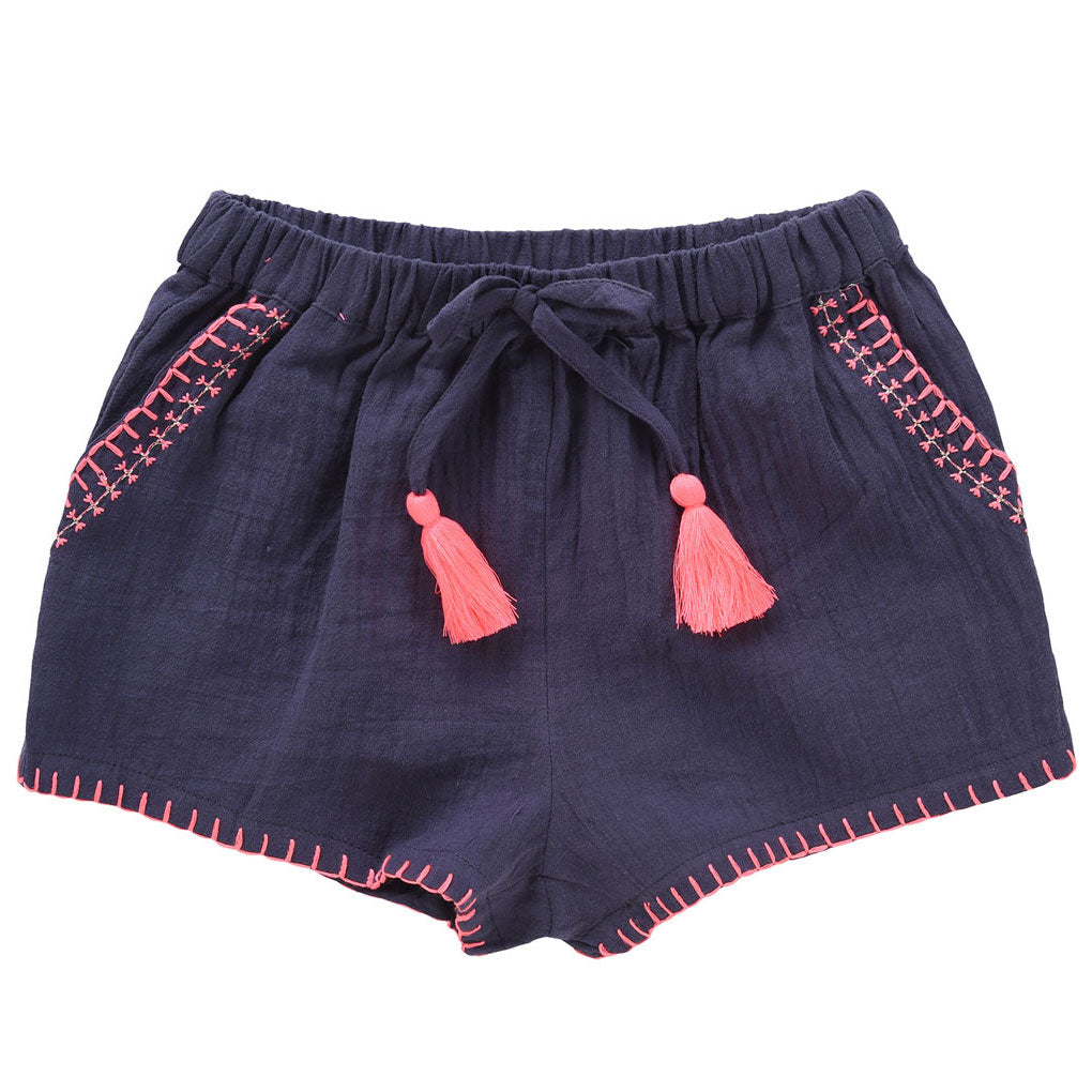 Shamallow Shorts, Zinc