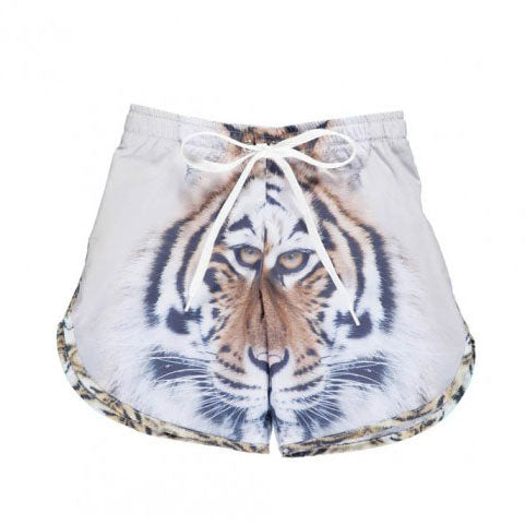 Swim Shorts Long UV Tiger