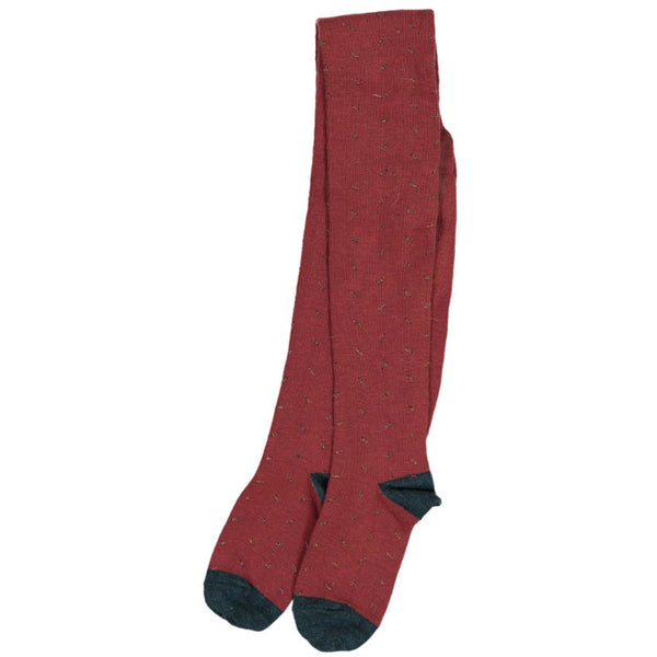TIGHTS PINUT BORDEAUX