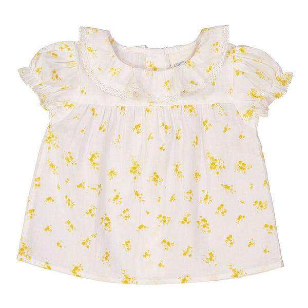 Abricot, Baby Tunic, Yellow
