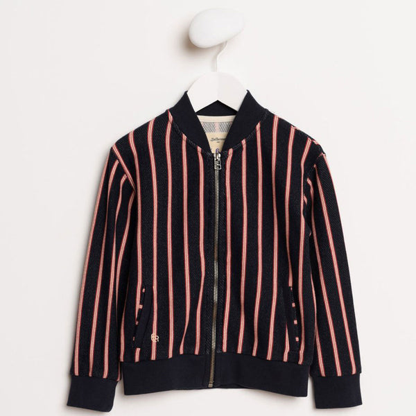 Vise8 Sweatshirt, Stripe 1