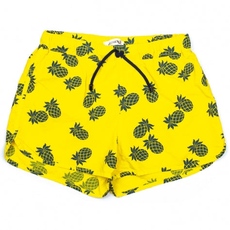 Bahia swim-shorts, Citrus