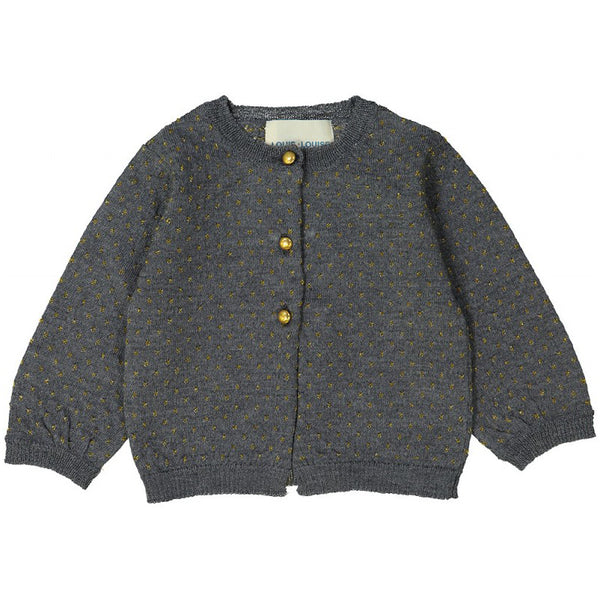 Vivi Cardigan, Grey