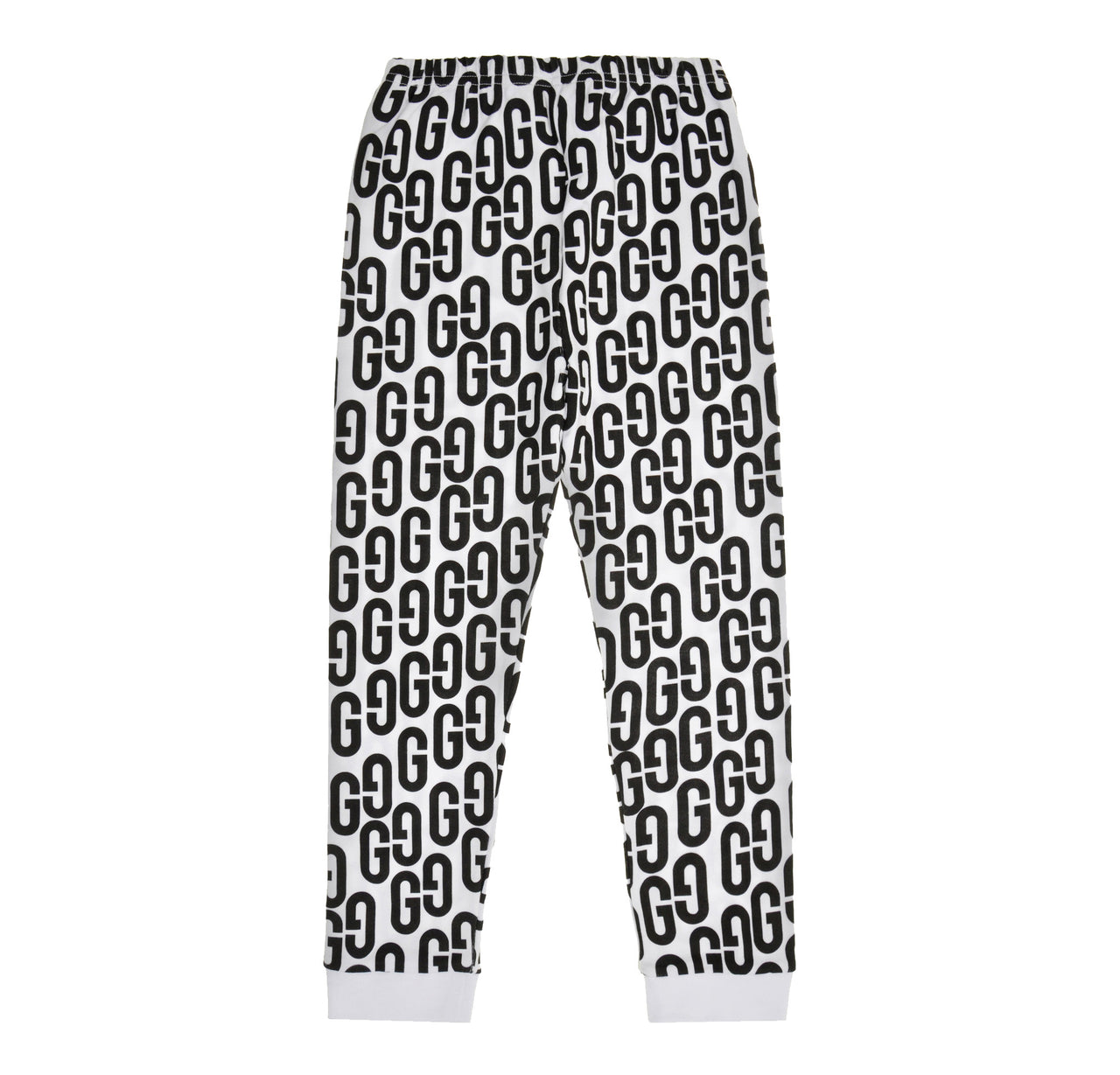 GG Leggings, White