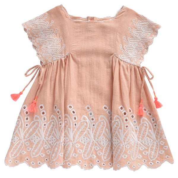 Nouchka Dress, Blush