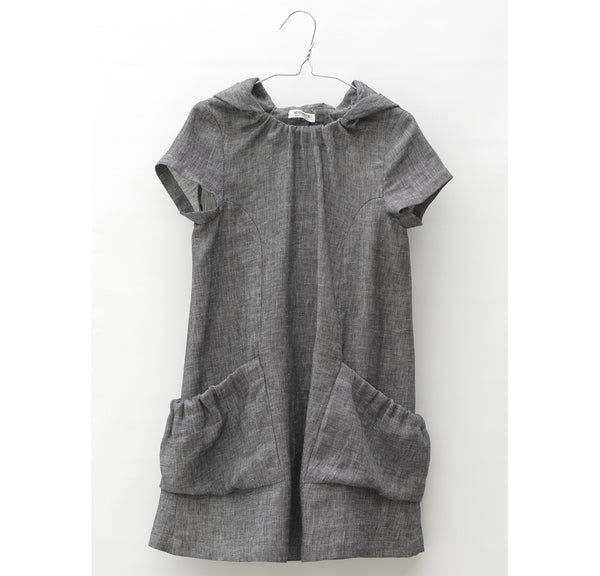Granada Dress, Mabled Grey