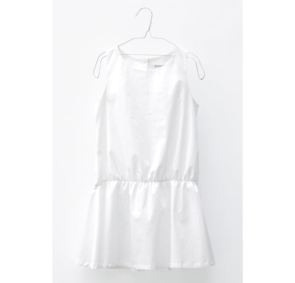 Zahara Dress, White