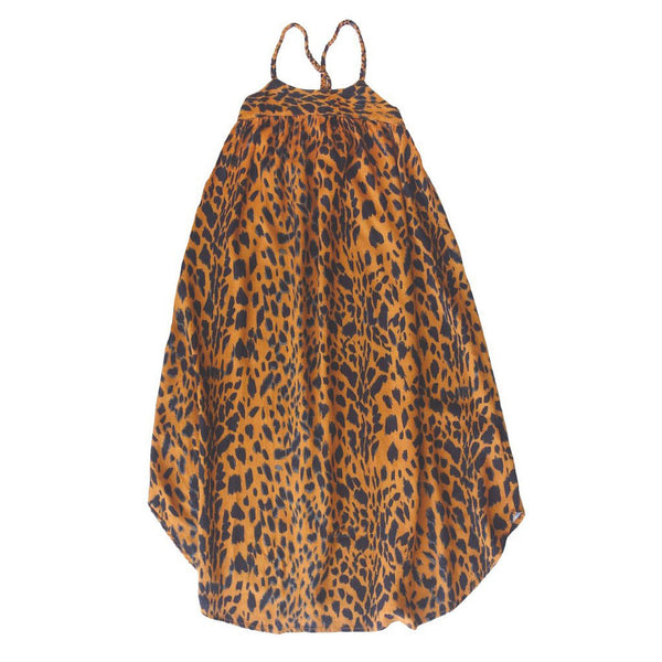 Mitchell Printed Dress, Cheetah