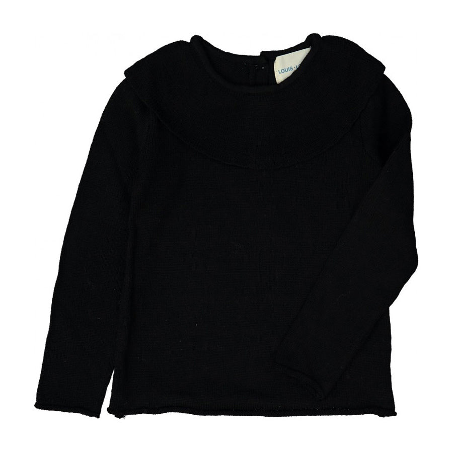 Audrey Pullover, Black